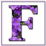 Felicitari cu nume 8 Martie Ziua Femeii: Litera F