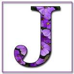 Felicitari cu nume de baieti: Litera J