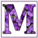 Felicitari cu nume de dragoste: Litera M
