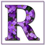 Felicitari cu nume de dragoste: Litera R