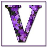 Felicitari cu nume de dragoste: Litera V