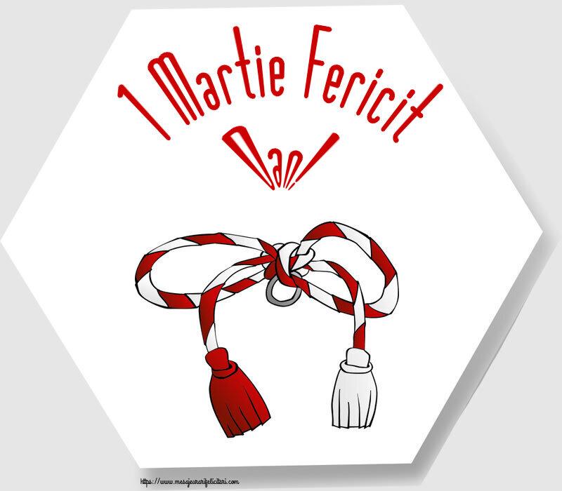 Felicitari de Martisor | 1 Martie Fericit Dan!