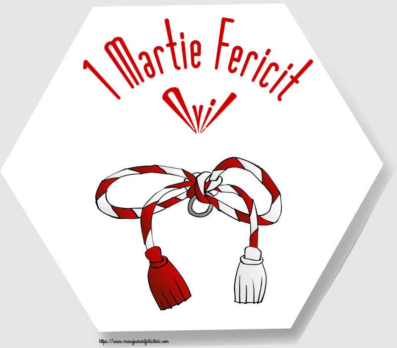 Felicitari de Martisor | 1 Martie Fericit Ovi!