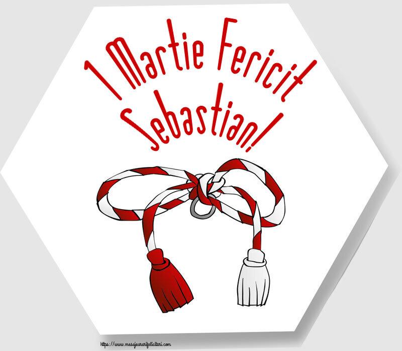 Felicitari de Martisor | 1 Martie Fericit Sebastian!
