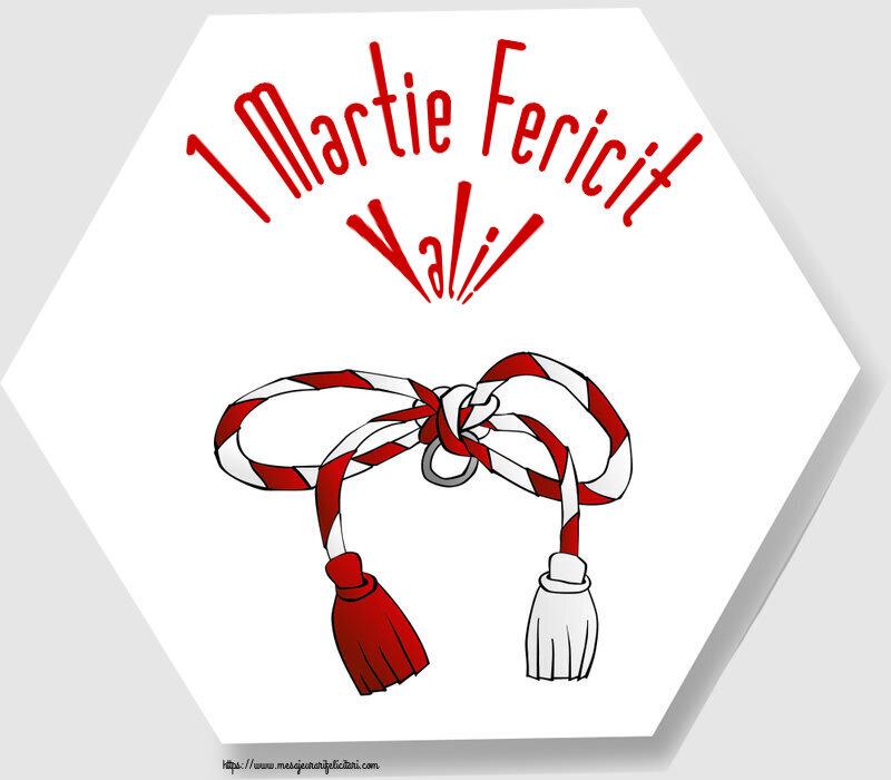 Felicitari de Martisor | 1 Martie Fericit Vali!