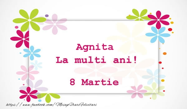 Felicitari 8 Martie Ziua Femeii | Agnita La multi ani! 8 martie