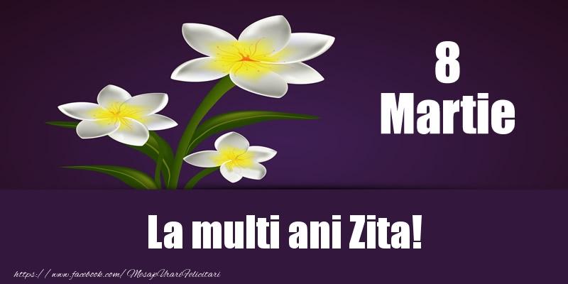 Felicitari 8 Martie Ziua Femeii | 8 Martie La multi ani Zita!
