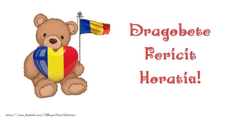 Felicitari de Dragobete | Dragobete Fericit Horatiu!
