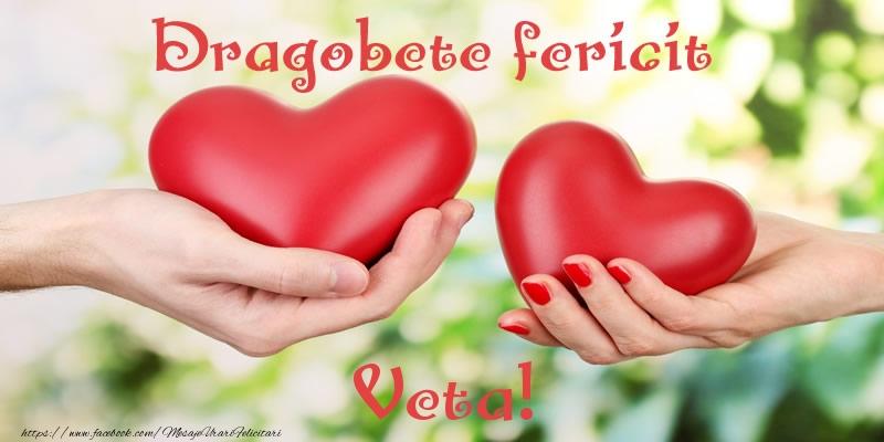 Felicitari de Dragobete   Dragobete fericit Veta!