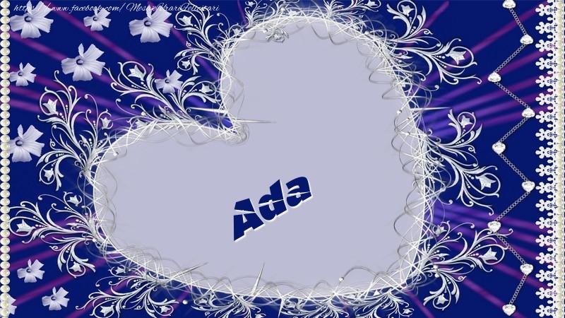 Felicitari de dragoste | Ada