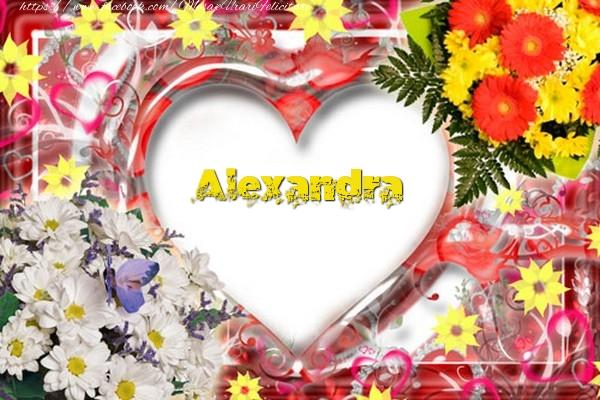 Felicitari de dragoste   Alexandra