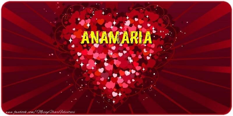 Felicitari de dragoste | Anamaria