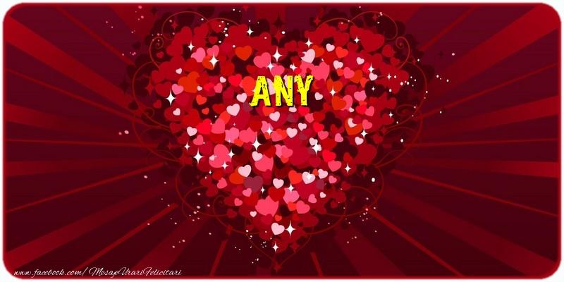 Felicitari de dragoste | Any