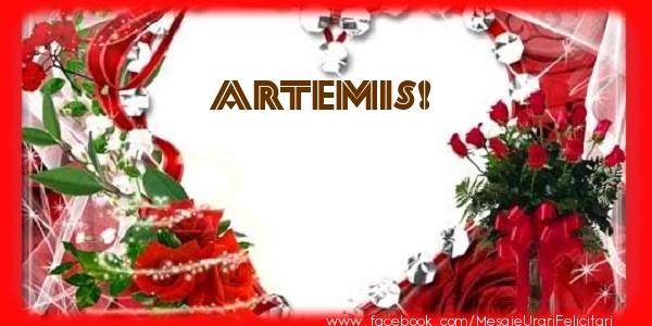 Felicitari de dragoste | Love Artemis!