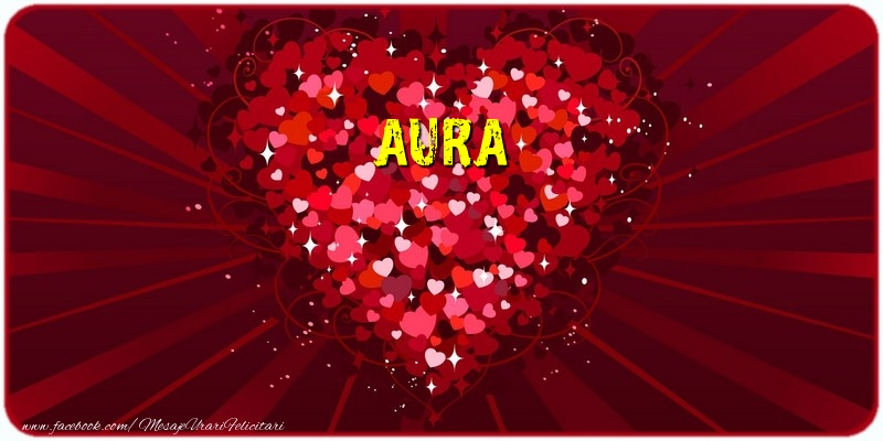 Felicitari de dragoste | Aura