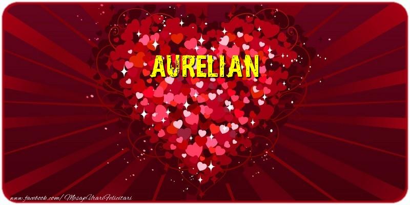 Felicitari de dragoste | Aurelian