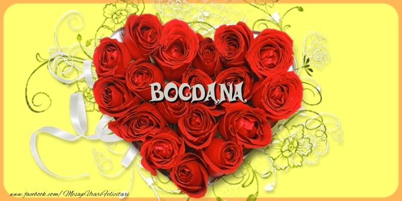 Felicitari de dragoste | Bogdana