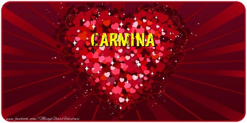 Felicitari de dragoste | Carmina