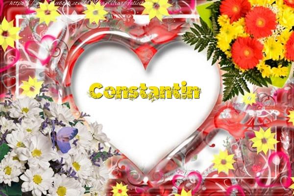 Felicitari de dragoste | Constantin