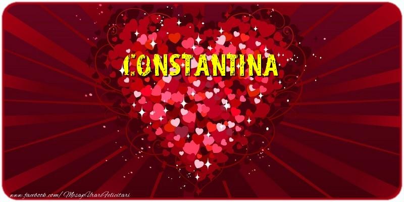 Felicitari de dragoste | Constantina