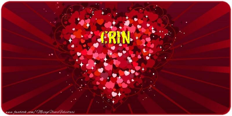 Felicitari de dragoste | Crin