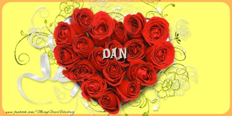 Felicitari de dragoste | Dan
