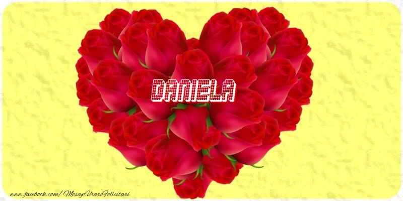 Felicitari de dragoste | Daniela