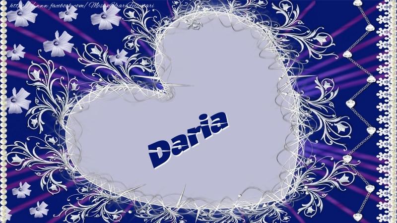 Felicitari de dragoste | Daria