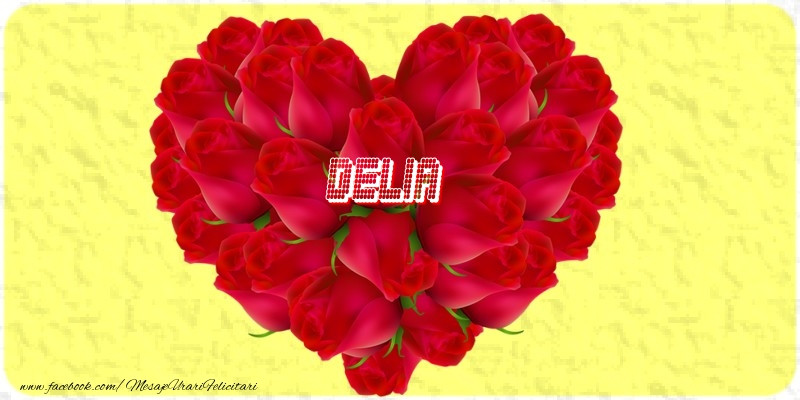 Felicitari de dragoste | Delia