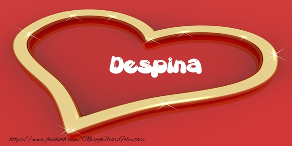 Felicitari de dragoste | Love Despina