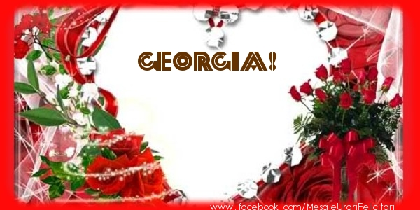 Felicitari de dragoste | Love Georgia!