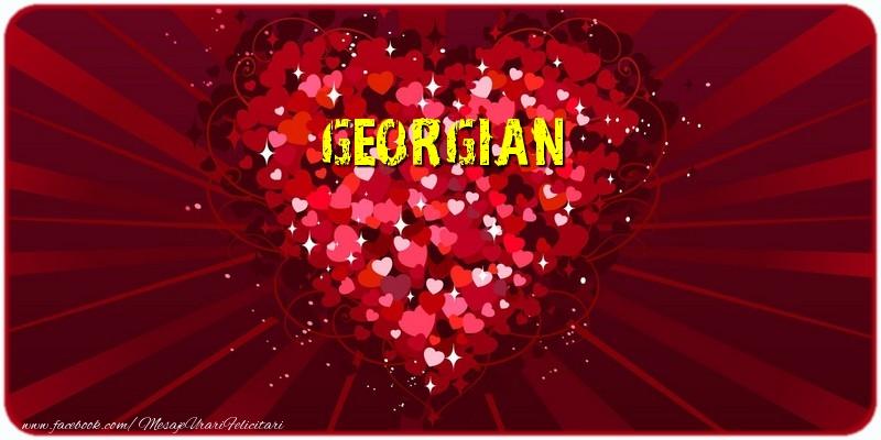Felicitari de dragoste | Georgian
