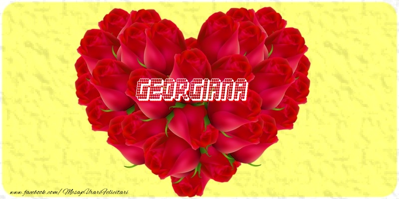 Felicitari de dragoste | Georgiana