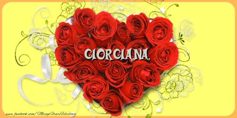 Felicitari de dragoste | Giorgiana