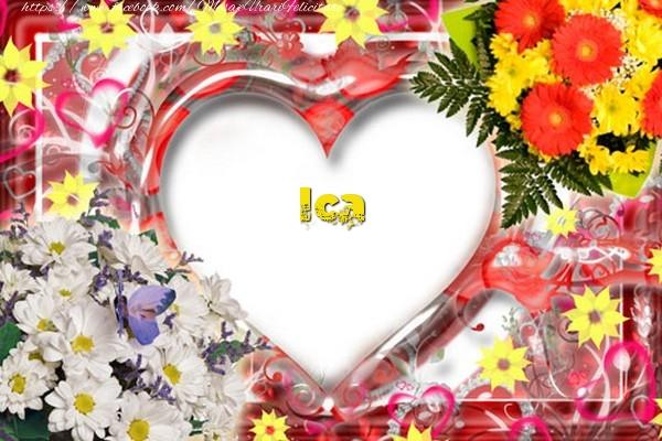 Felicitari de dragoste | Ica