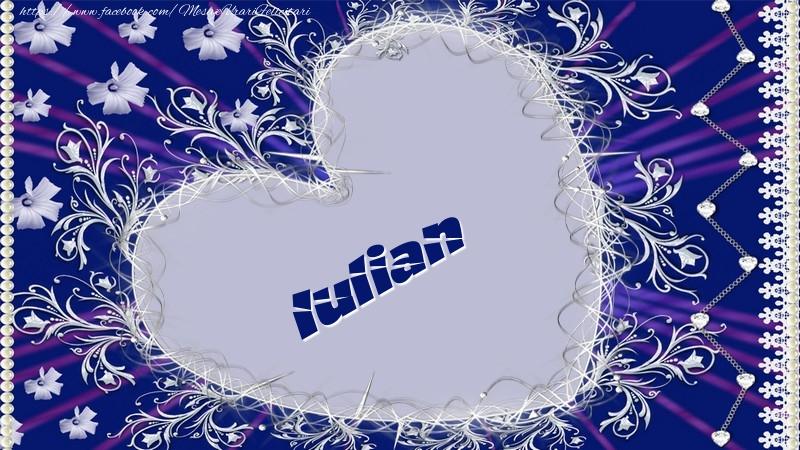 Felicitari de dragoste | Iulian
