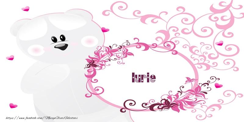 Felicitari de dragoste | Iurie Te iubesc!