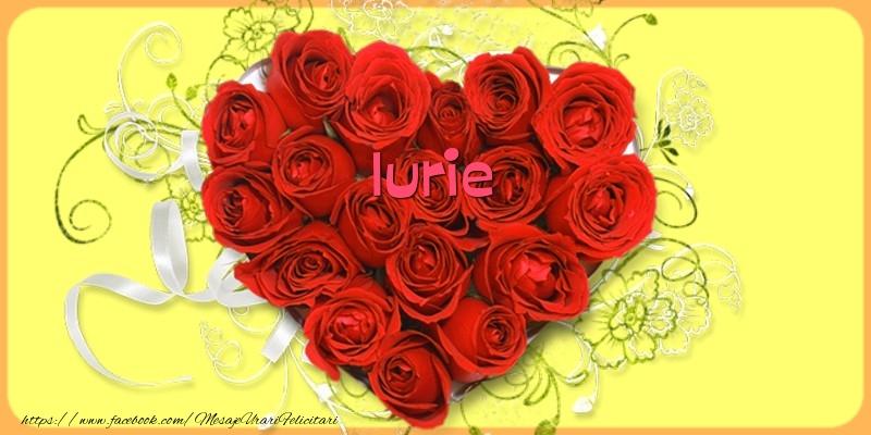 Felicitari de dragoste | Love Iurie