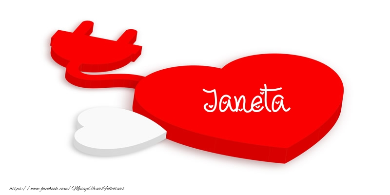 Felicitari de dragoste   Love Janeta
