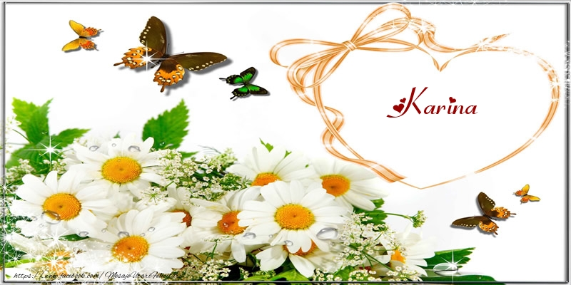 Felicitari de dragoste | I love you Karina!