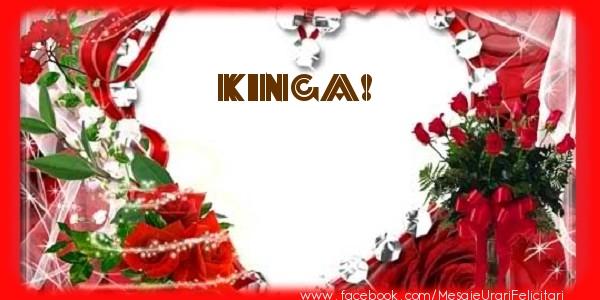 Felicitari de dragoste | Love Kinga!