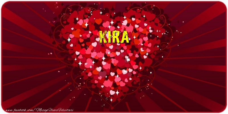Felicitari de dragoste   Kira