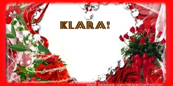 Felicitari de dragoste | Love Klara!