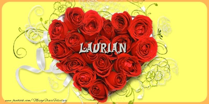 Felicitari de dragoste   Laurian