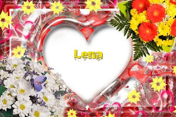 Felicitari de dragoste | Lena