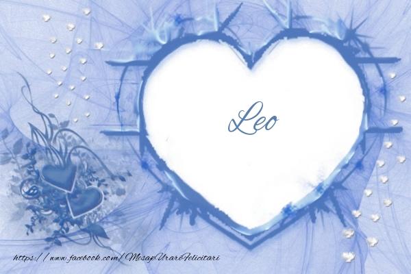 Felicitari de dragoste | Love Leo
