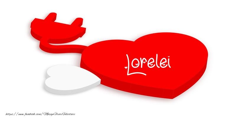 Felicitari de dragoste | Love Lorelei
