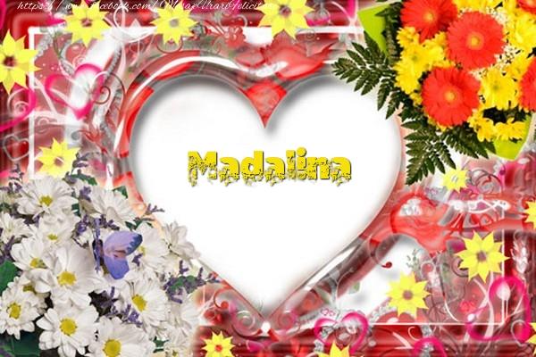 Felicitari de dragoste | Madalina
