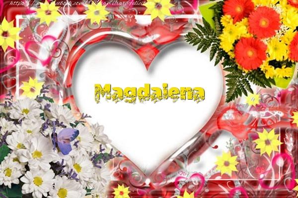 Felicitari de dragoste | Magdalena