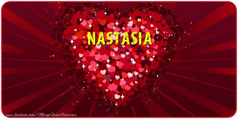Felicitari de dragoste | Nastasia